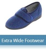 Extra Wide Footwear