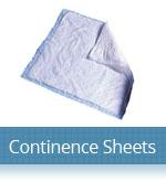Continence Sheets
