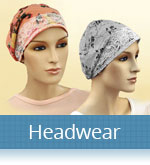 Post Mastectomy Headwear